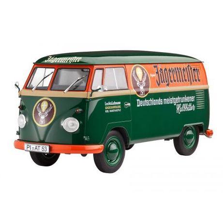 Модель Revell 07076 Volkswagen T1 Panel Van микроавтобус-фургон