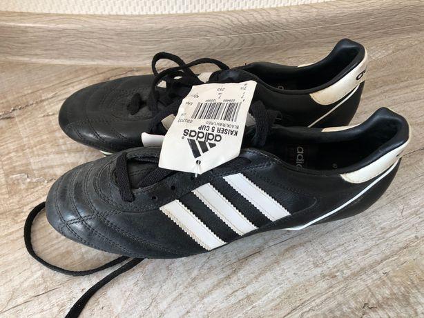 Бутси футбольні шкіряні  Adidas