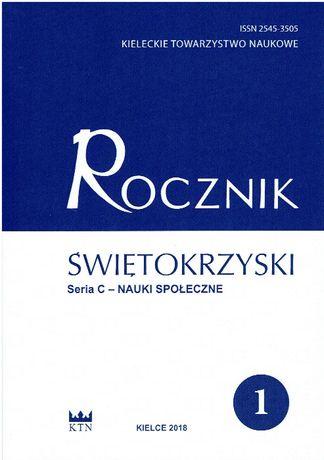 Rocznik Świętokrzyski Seria C 1
