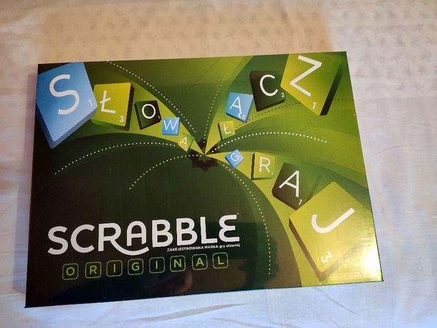 Scrabble Original - gra planszowa Mattel - nowa, zafoliowana
