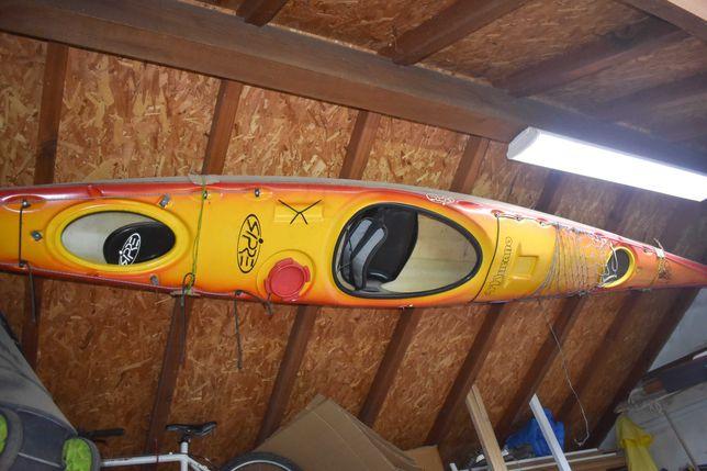 Kayak Sipre Murano com colete e pagaia