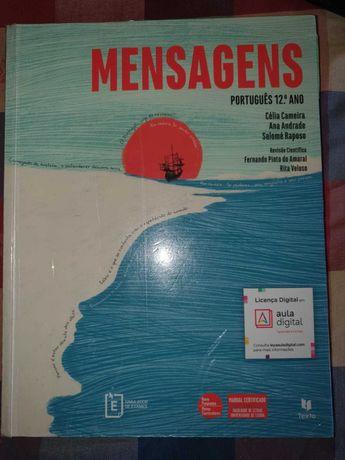 "Manual ""MENSAGENS"" de português"