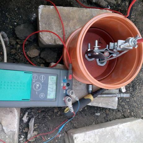 Электромонтаж/Монтаж СИП кабеля/Монтаж контура заземления/Молниезащита