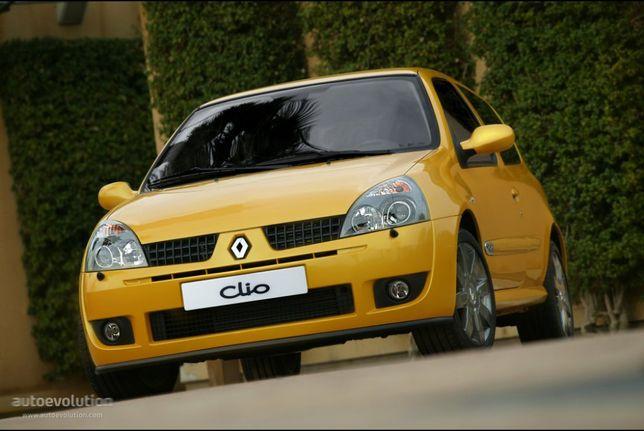 Renault Clio 2 RS peças