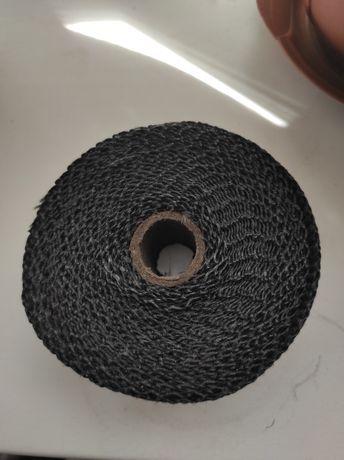 Термобинт черный (термо лента 7 метров)