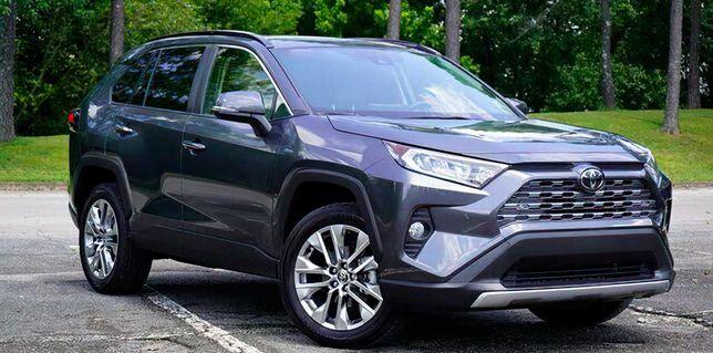 Toyota RAV4 2020 Limited