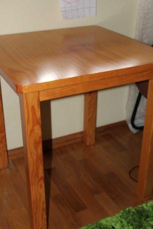 Conjunto 1 mesa 3 bancos