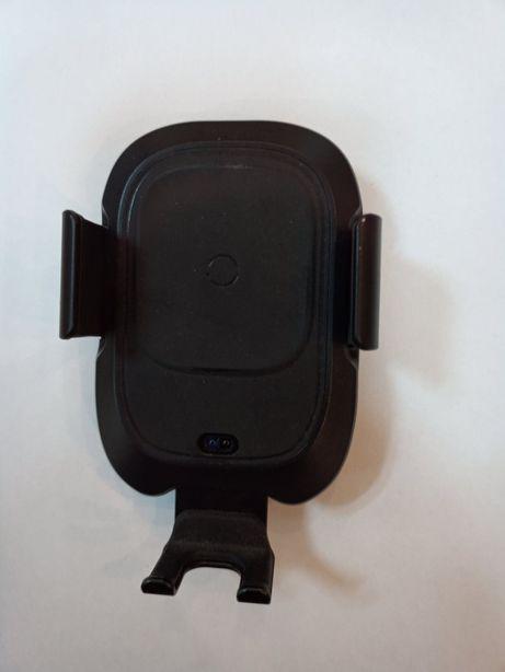 Carregador telemóvel sem fios para automóvel