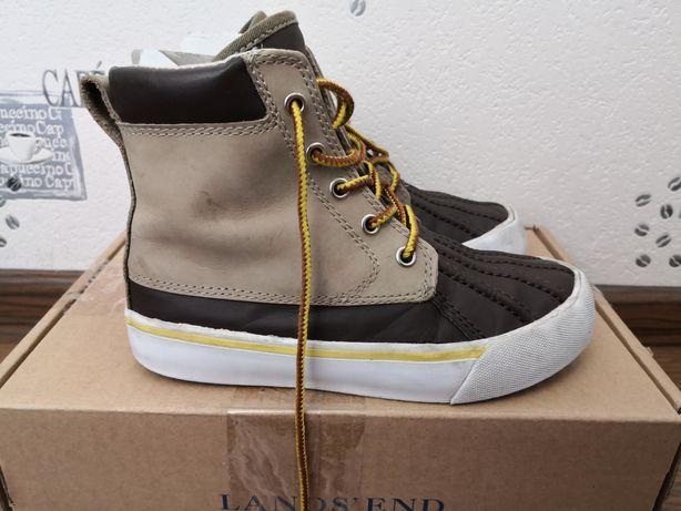 Детские ботинки Lands End, 31 размер стелька 20см