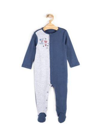 Pajac coccodrillo 62 , 68 , 74 pajacyk piżama jednoczęściowa rozpinany