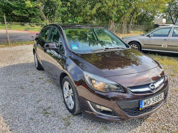 Opel Astra J Enjoy 1,4t benzyna 2013