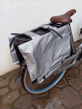 Markowe sakwy rowerowe basil sakwa bagażnik torby