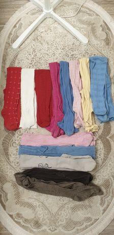 Колготки трусики футболки 1-7 лет