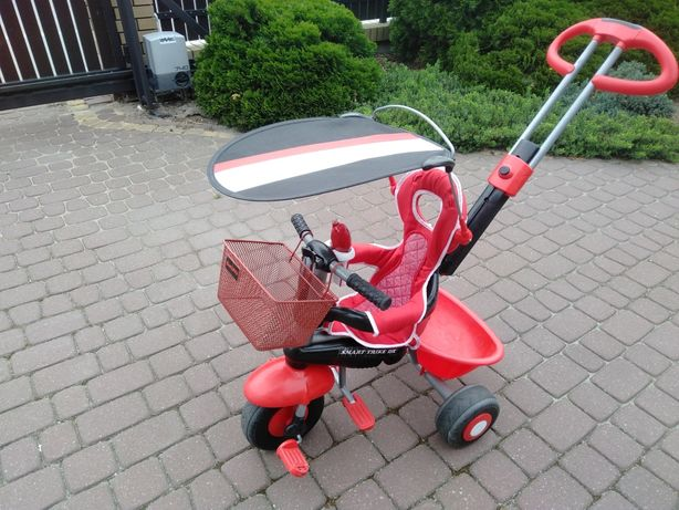 Rowerek trzy kołowy dla dziecka