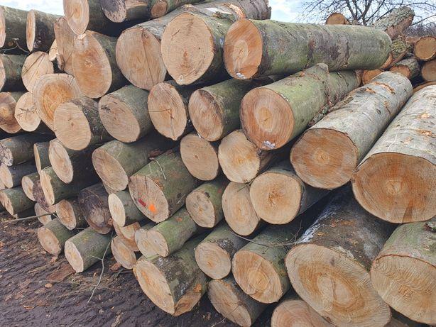 Drewno kominkowe opałowe grab buk