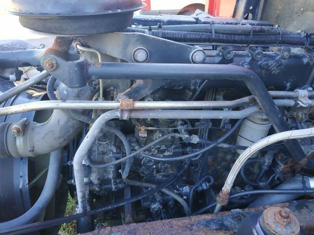 Двигатель мотор МАН 4.6л турбо дизель.