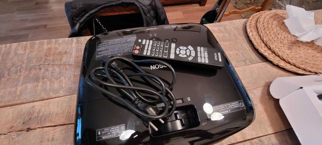 Projektor LCD Epson Epson EH-TW6100 czarny