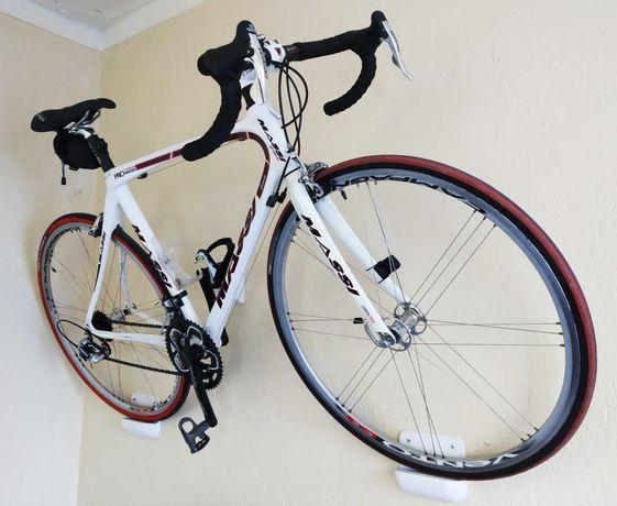Suporte de parede btt estrada bicicleta
