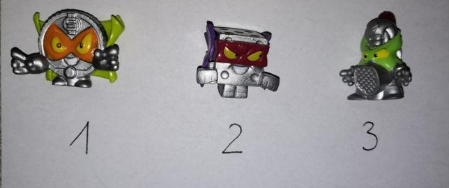 Super Zings - 3 seria - figurka - unikat