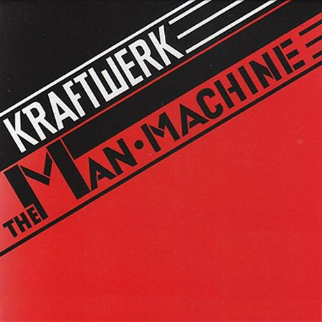 CD Kraftwerk-The Man Machine