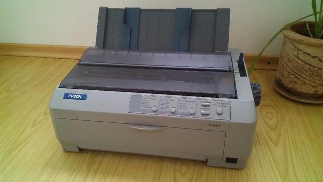 ГАРАНТІЯ! ПОЧТИ НОВЫЙ! Матричний принтер Epson FX-890