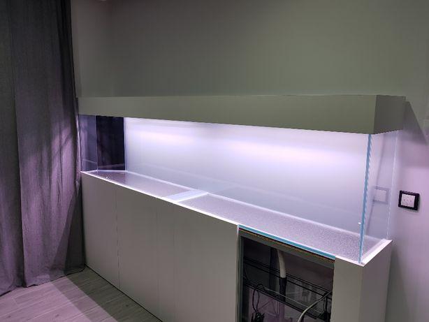 Akwarium na wymiar 150x50x60 opti PRODUCENT