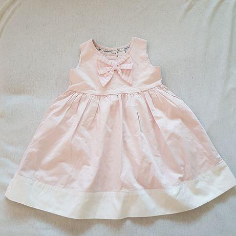 Sukienka dla dziewczynki 18 - 24 miesiace