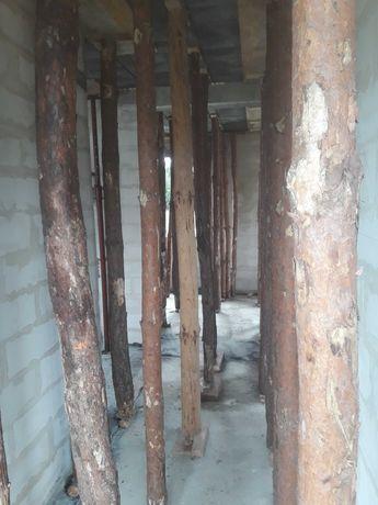 Stemple budowlane drewniane 2,70- 2,90m