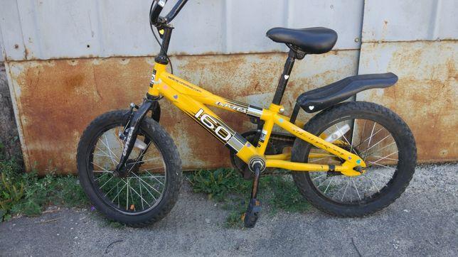 детский велосипед univega dyno 160