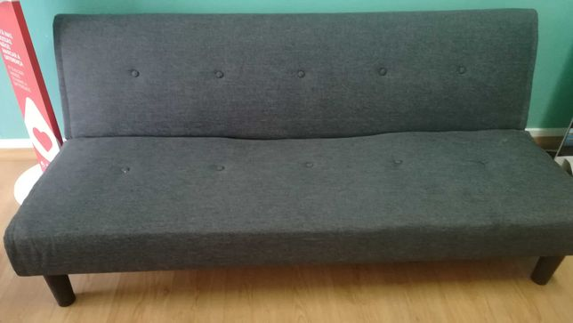 Sofa cama tipo click clack