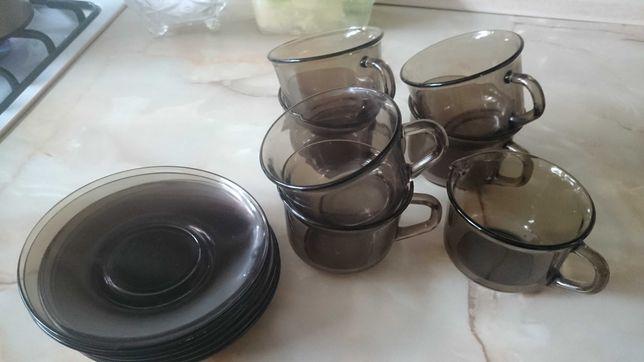 Zestaw kawowy duralex