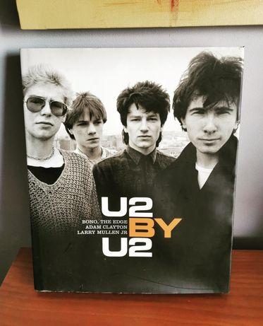 Livro biografia U2 by U2