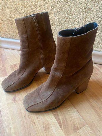 Ботинки женские Echt leder