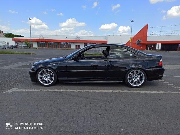 BMW serii 3 E46 coupe 330CI 2004r. M-Pakiet II