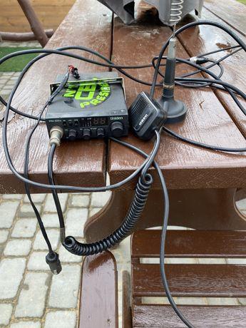 Cb radio umidem pro 520xl