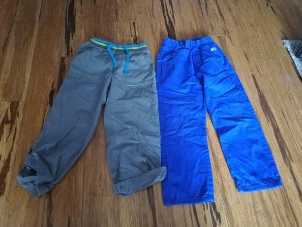 Spodnie dla chłopca 104 i 110