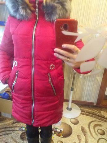 Зимнее пальто 42 розмер