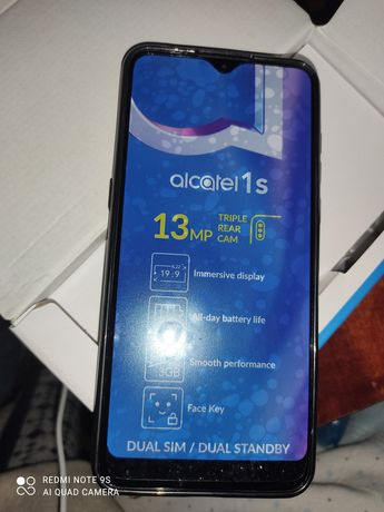 Vendo telemóvel Alcatel s1 de 2019