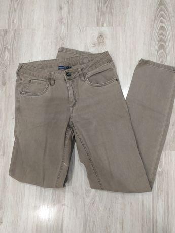 Spodnie Esmara beżowe