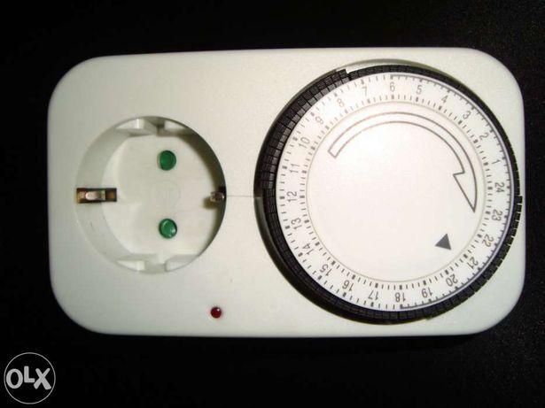 Relógio regulador, por ex. um aquecedor
