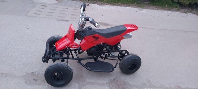 Mini Quad 50 Honda:-)