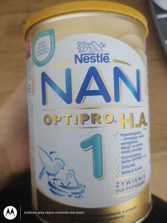 Zamienię mleko Nan optipro HA