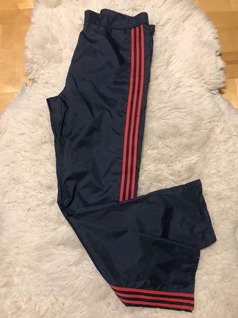 ADIDAS spodnie przeciwdeszczowe 38