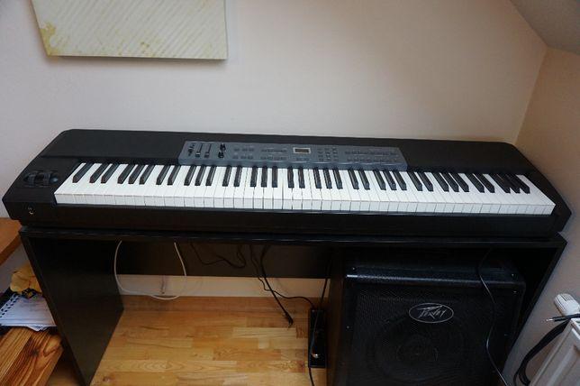 Stage piano / klawiatura sterująca M-audio prokeys 88