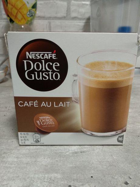 Kapsułki do kawy Nescafe cafe au lait