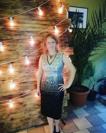 Продам праздничное платье размер XL