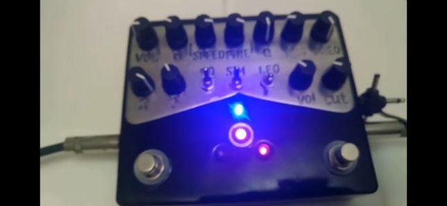 Примочка Синтезатор для гитары/ бас гитары и не только