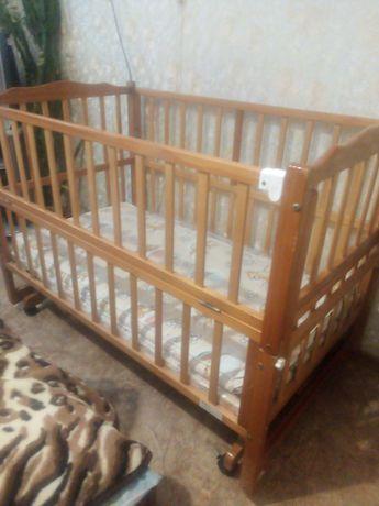 """Детская кроватка Geoby""""джоби"""""""