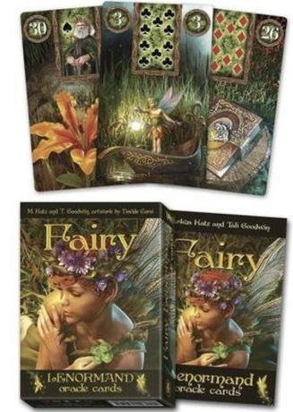Oráculo Fairy - Lenormand