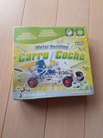 Jogo SCIENCE FOR YOU! NOVO!! Montar 1 carro